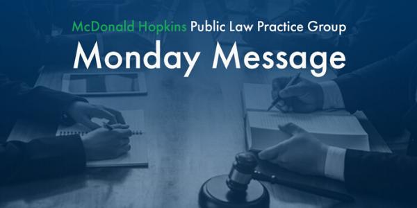 Alert 4  Public Law Monday Message